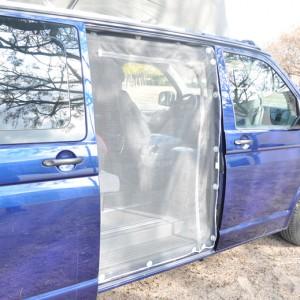 mosquitera puerta corredera furgoneta
