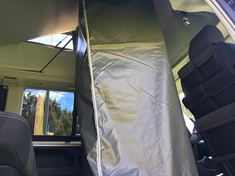 campervan rack