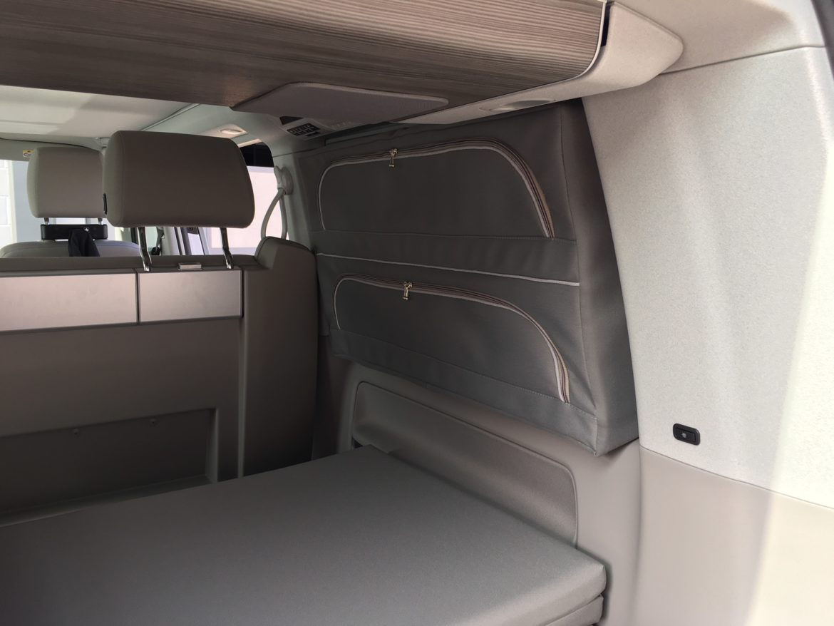 Roof canvas VW California T4